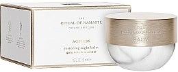 Parfumuri și produse cosmetice Balsam pentru față - Rituals The Ritual Of Namaste Ageless Restoring Night Balm