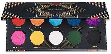 Paletă farduri de ochi - London Copyright Magnetic Eyeshadow Palette Playhouse