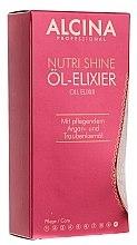 Parfumuri și produse cosmetice Ulei hidratant-elixir pentru păr - Alcina Nutri Shine Oil Elixir