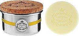 Parfumuri și produse cosmetice Săpun natural - Essencias De Portugal Tradition Aluminum Jewel-Keeper Lemon