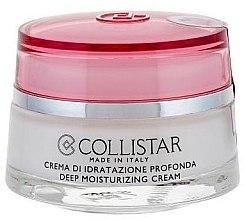 Parfumuri și produse cosmetice Cremă hidratantă pentru pielea uscată și normală - Collistar Deep Moisturizing Cream (tester)