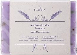 """Parfumuri și produse cosmetice Săpun """"Lavandă"""" - Scandia Cosmetics"""