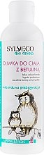 Parfumuri și produse cosmetice Ulei de corp - Sylveco For Kids Baby Oil with Betulin