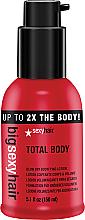 Parfumuri și produse cosmetice Loțiune pentru densitatea și volumul părului - SexyHair Big Total Body Bodifying Blow Dry Lotion