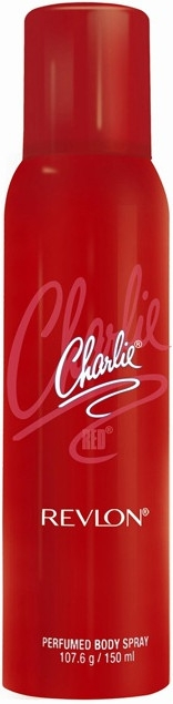 Revlon Charlie Red - Deodorant