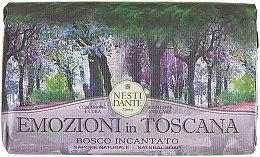 """Parfumuri și produse cosmetice Săpun """"Pădure fermecată"""" - Nesti Dante Emozioni a Toscana Soap"""