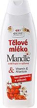 Parfumuri și produse cosmetice Tonic demachiant - Bione Cosmetics Body Lotion With Allantoin and Vitamin E