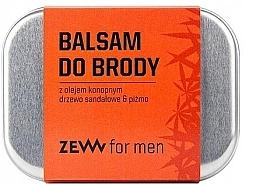 Духи, Парфюмерия, косметика Balsam cu ulei de cânepă pentru barbă - Zew Beard Balm