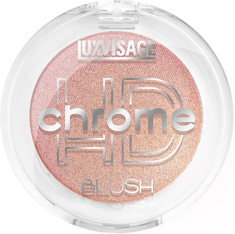 Fard de obraz - Luxvisage HD Chrome Blush