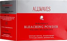 Духи, Парфюмерия, косметика Pudră decolorantă - Allwaves Bleaching Powder