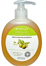 """Parfumuri și produse cosmetice Săpun lichid pentru mâini """"Curățare profundă"""" - Bentley Organic Body Care Deep Cleansing Handwash"""