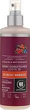 Parfumuri și produse cosmetice Balsam-spray pentru păr - Urtekram Nordic Berries Spray Conditioner Leave In