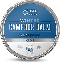 Parfumuri și produse cosmetice Balsam de corp - Wooden Spoon Winter Camphor Balm For Kids