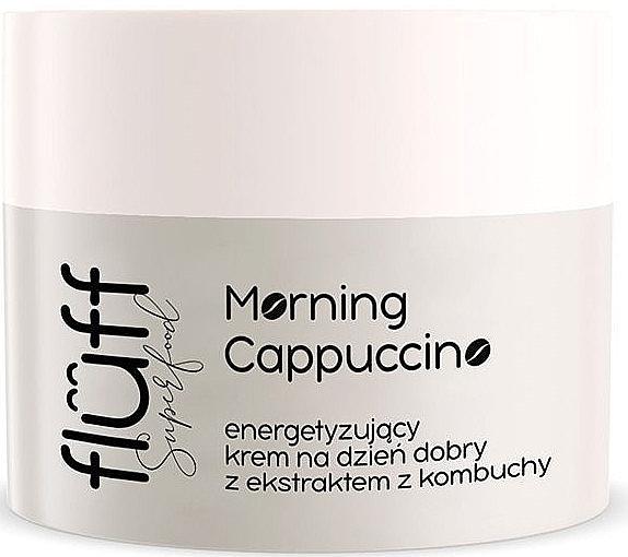 Cremă de zi pentru față - Fluff Morning Cappuccino Day Face Cream