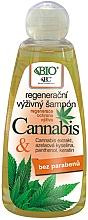 Parfumuri și produse cosmetice Șampon de păr - Bione Cosmetics Cannabis Regenerative Nourishing Shampoo