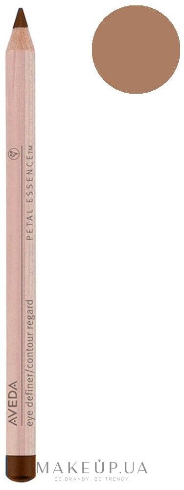 Creion de ochi - Aveda Petal Essence Eye Definer — Imagine 910 - Sepia