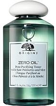 Parfumuri și produse cosmetice Tonic pentru curățarea porilor - Origins Zero Oil Pore Purifying Toner
