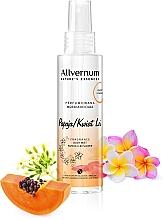 "Parfumuri și produse cosmetice Spray parfumat de corp ""Papaya Flower Lay"" - Allvernum Allverne Nature's Essences Body Mist"