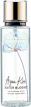 Parfumuri și produse cosmetice Spray parfumat pentru corp - Victoria's Secret Aqua Kiss Water Blooms Fragranse Mist