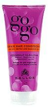 "Parfumuri și produse cosmetice Balsam de păr ""Gogo"" - Kallos Cosmetics Gogo Repair Hair Conditioner"
