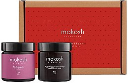 Parfumuri și produse cosmetice Set - Mokosh Cosmetics Figa Limited Gift Set (f/cr/60ml + b/oil/60ml)