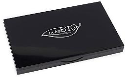 Parfumuri și produse cosmetice Husă magnetică pentru farduri - PuroBio Magnetic Make-up Palette Case