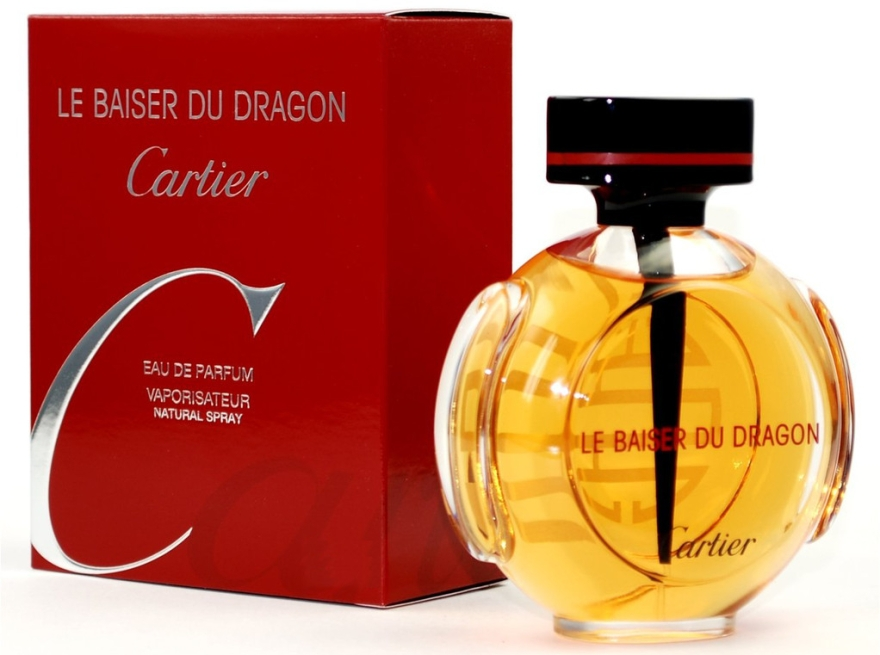 Cartier Le Baiser Du Dragon - Apă de parfum — Imagine N1