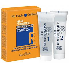 Parfumuri și produse cosmetice Pudră decapare, curățare și gomaj - H.Zone Rapair Color System