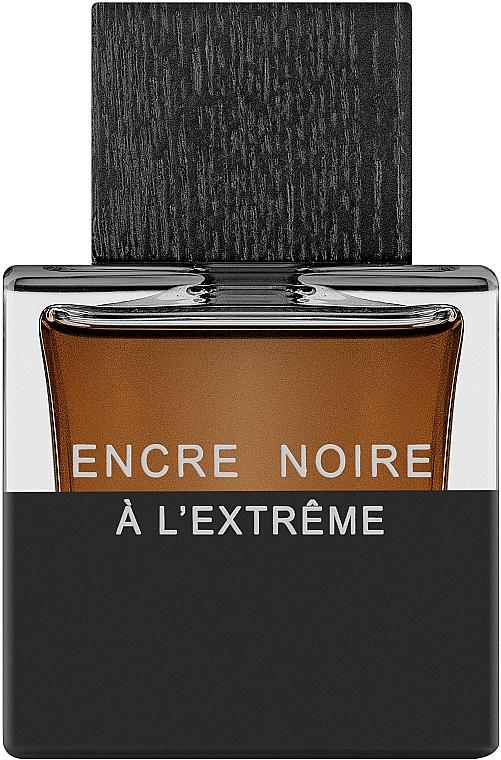 Lalique Encre Noire A L`Extreme - Set (edp/50ml + cufflinks)