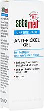 Parfumuri și produse cosmetice Gel împotriva acneei - Sebamed Unreine Haut Anti-Pickel Gel