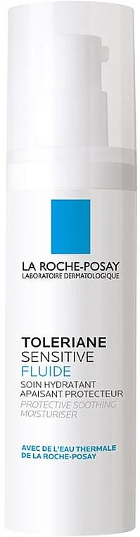 Fluid hidratant pentru față - La Roche-Posay Toleriane Sensitive Fluide