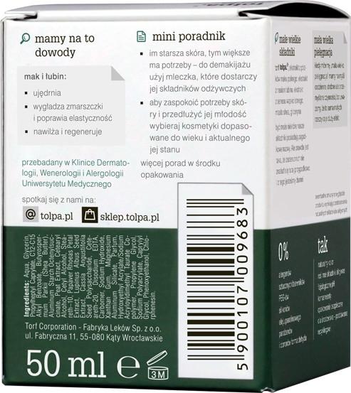 Дневной крем против морщин - Tolpa Green Firming 40+ Rejuvenating Anti-Wrinkle Day Cream — фото N2