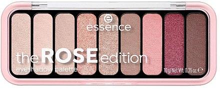 Paletă farduri de ochi - Essence The Rose Edition Eyeshadow Palette