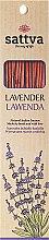 """Parfumuri și produse cosmetice Stick-uri aromatice """"Lavandă"""" - Sattva Lavender"""