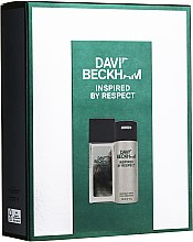 Parfumuri și produse cosmetice David Beckham Inspired By Respect - Set (deo/spray/75ml + deo/150ml)