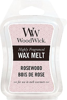 Ceară aromată - WoodWick Wax Melt Rosewood — Imagine N1
