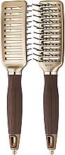 Parfumuri și produse cosmetice Perie - Olivia Garden Nano Thermic Ceramic + ion VTS Brush