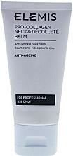 Parfumuri și produse cosmetice Balsam pentru gât și decolteu - Elemis Pro-Collagen Neck & Decollete Balm (tester)