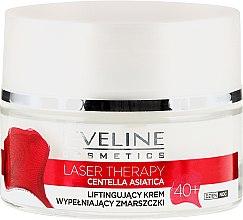 Crema de față 40+ - Eveline Cosmetics Laser Therapy Centella Asiatica 40+ — Imagine N2