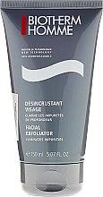 Parfumuri și produse cosmetice Scrub exfoliant pentru față - Biotherm Homme Facial Exfoliator