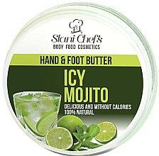Parfumuri și produse cosmetice Ulei pentru mâini și picioare - Hristina Stani Chef's Hand And Foot Butter Icy Mojito