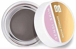 Parfumuri și produse cosmetice Fard de sprâncene - AA Sensi Skin Brow Pomade