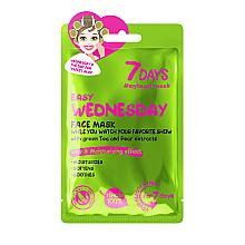 """Parfumuri și produse cosmetice Mască de față, pentru vizionarea emisiunii preferate """"Easy Wednesday"""" - 7 Days Easy Wednesday"""