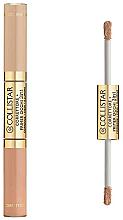 Parfumuri și produse cosmetice Corector-Bază de machiaj pentru pleoape 3 în 1 - Collistar Correttore + Primer Occhi 3 in 1