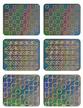 Parfumuri și produse cosmetice Nail Art Stickers, 3707 - Neess Patternness