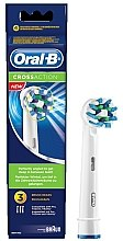 Parfumuri și produse cosmetice Duză interschimbabilă pentru periuță electrică de dinți Cross Action EB50 - Oral-B