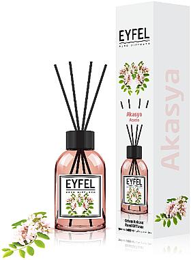 "Аромадиффузор ""Акация"" - Eyfel Perfume Reed Diffuser Acacia — фото N1"