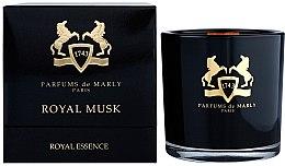 Parfumuri și produse cosmetice Parfums de Marly Royal Musk - Lumânare parfumată