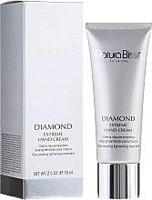 Cremă de mâini - Natura Bisse Diamond Extreme Hand Cream — Imagine N1
