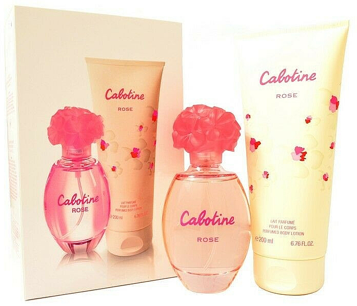 Gres Cabotine Rose - Set (edt/100ml + b/lot/200ml) — Imagine N1
